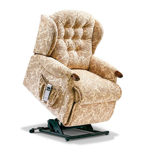 Sherborne Lynton Knuckle Petite Dual Motor 'Lift & Rise' Recliner