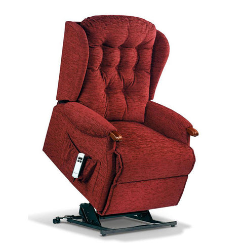 Sherborne Lynton Knuckle Royale Single Motor 'Lift & Rise' Recliner