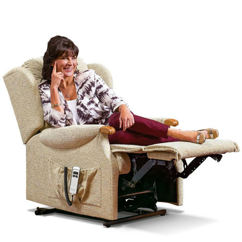 Sherborne Lynton Knuckle Small Single Motor 'Lift & Rise' Recliner