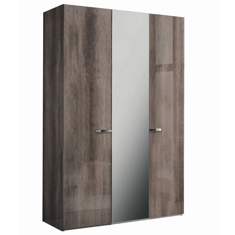 Matera 3 Door Swinging Wardrobe