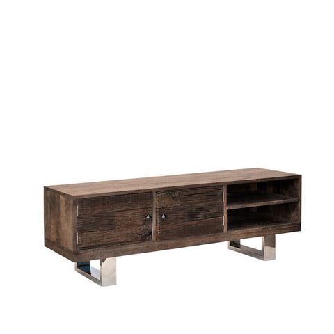 Railway Sleeper TV Stand