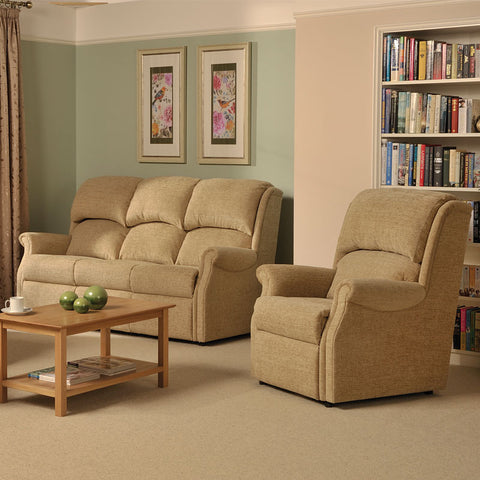 Celebrity Regent Manual Reclining 3 Seater Sofa
