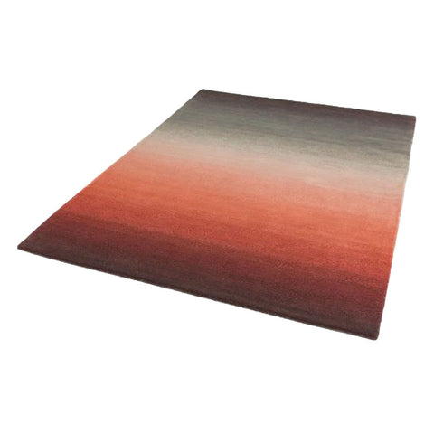 Asiatic Ombre Rust Rug