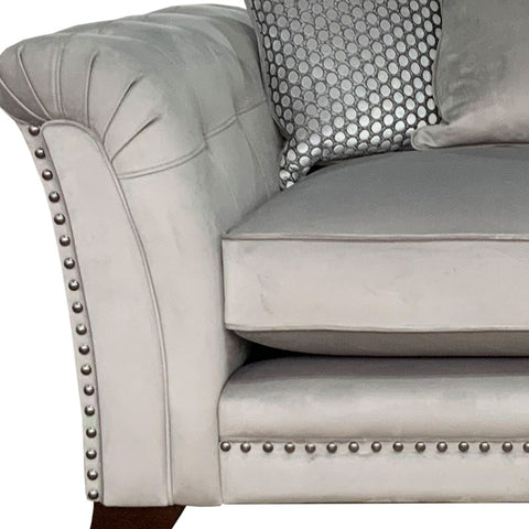 Florence Snuggler Chair Scatter Back