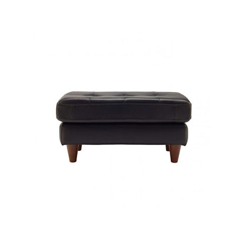 G Plan Vintage Fifty Nine Leather Footstool