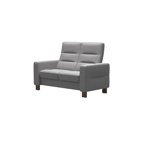Stressless Wave 2 Seater High Back Sofa