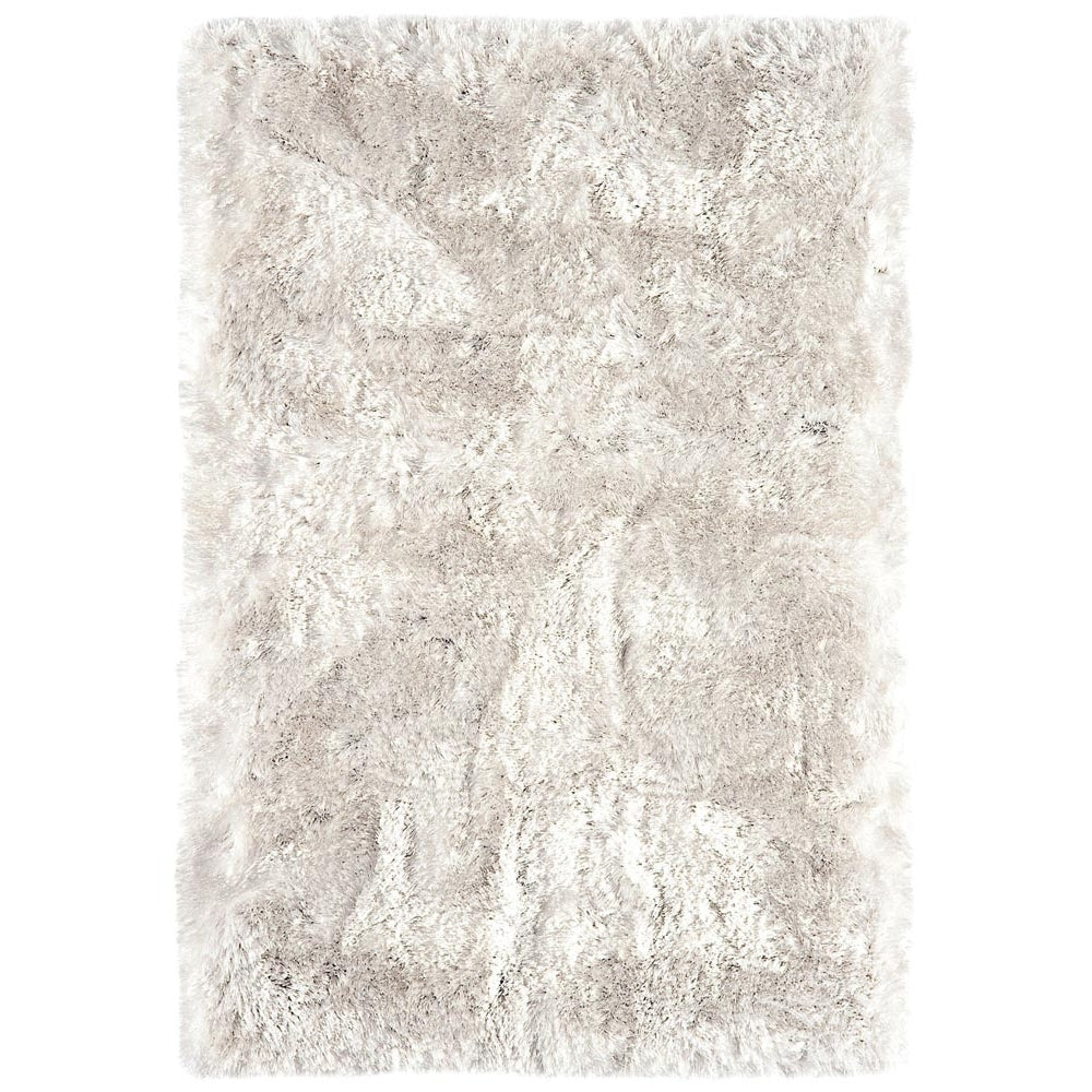 Asiatic Plush White Rug
