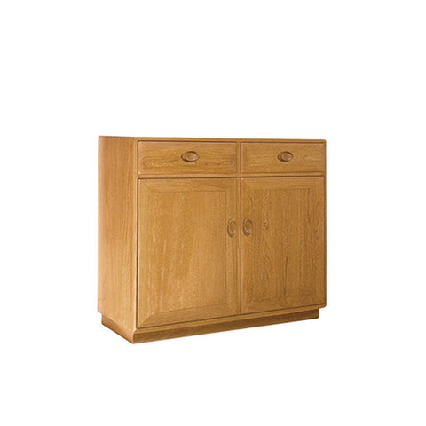 Ercol Windsor Two Door High Sideboard