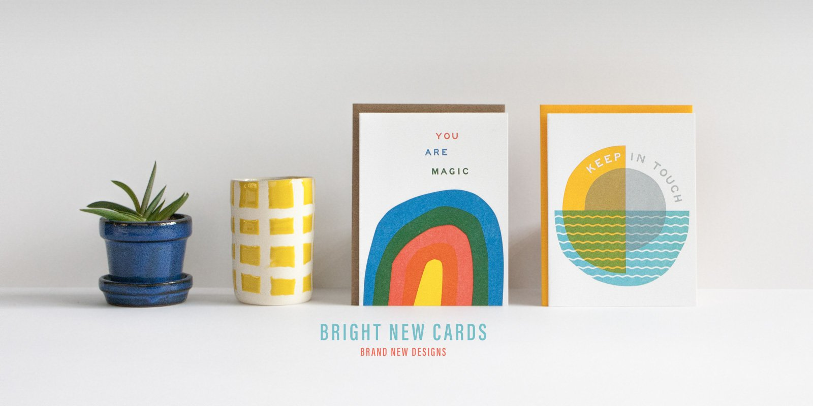 New cards from Hammerpress