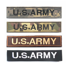U.S.ARMY Tactical Military Patch-Velcro back