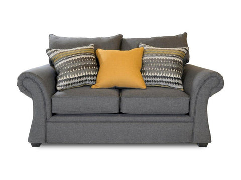 Image of Jitterbug Gray Sofa