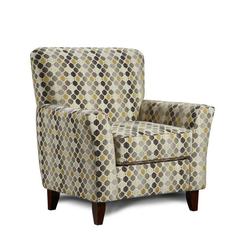 Melbourne Canary Accent Chair