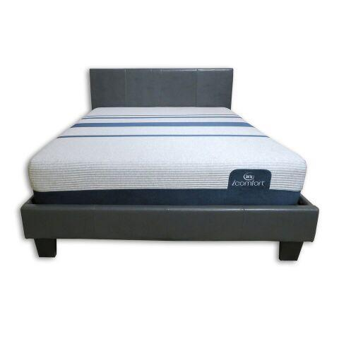 Overstock Serta iComfort Blue Touch 500 Plush Memory Foam Mattress