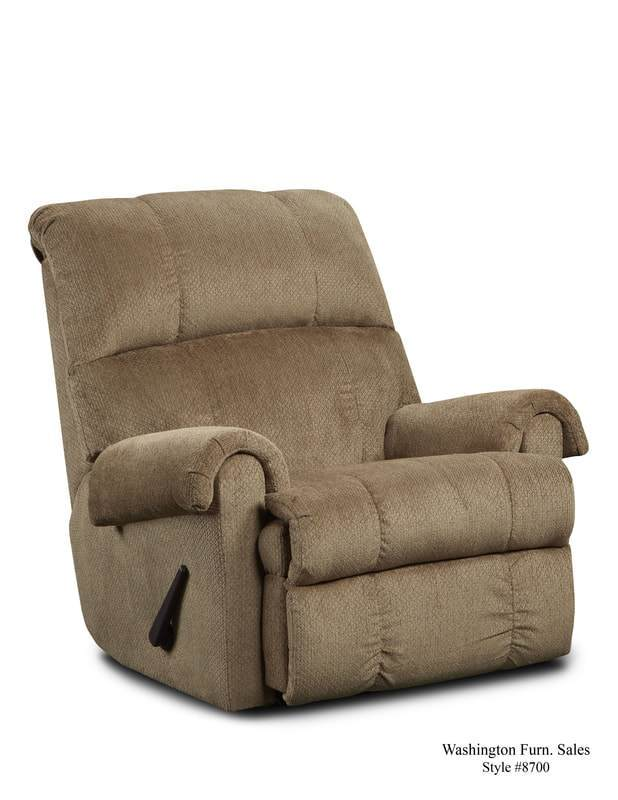Kelly Bark Recliner