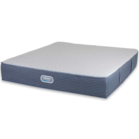 Overstock Beautyrest Silver Hybrid Merritt Luxury Firm Mattress