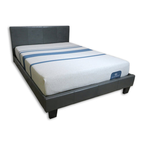 Image of Overstock iComfort Blue 100 Gentle Firm Mattress