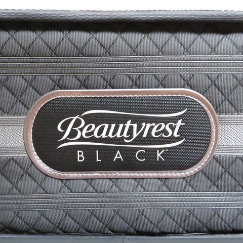 Overstock Beautyrest Black Calista Firm Mattress