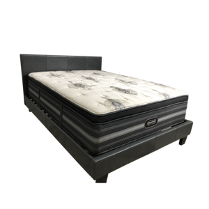 The Overstock Simmons Beautyrest Black Sonya Luxury Firm Pillow Top Mattress
