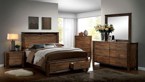 Image of Elkton Bedroom Set, Queen or King