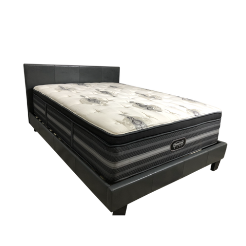 Overstock Simmons Beautyrest Black Tatiana Ultimate Plush Pillow Top Mattress