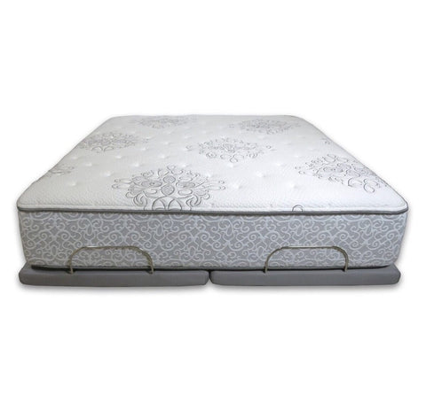 Image of Overstock Simmons Beautyrest Legend Whitfield Plush Mattress