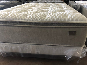 Chattam & Wells Euro Top 15 Inch Mattress