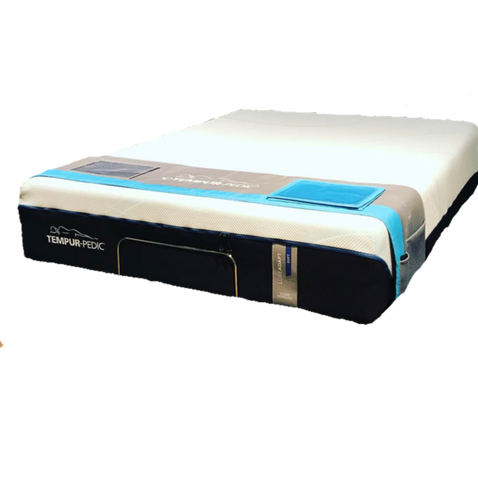 Overstock Tempur-Pedic TEMPUR-LuxeAdapt Soft Queen Mattress