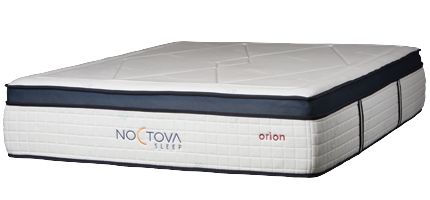 Orion Mattress w/ Adjustable Base included