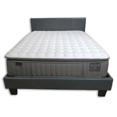 Image of Overstock Stearns and Foster Scarborough Euro Pillow Top Mattress