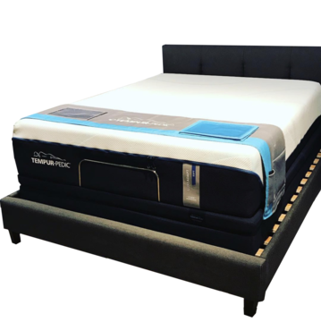 Overstock Tempur-Pedic LUXEbreeze Firm King Mattress
