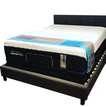 "Overstock TEMPUR-ProAdapt Soft Advanced Pressure Relief 12"" Queen Mattress"