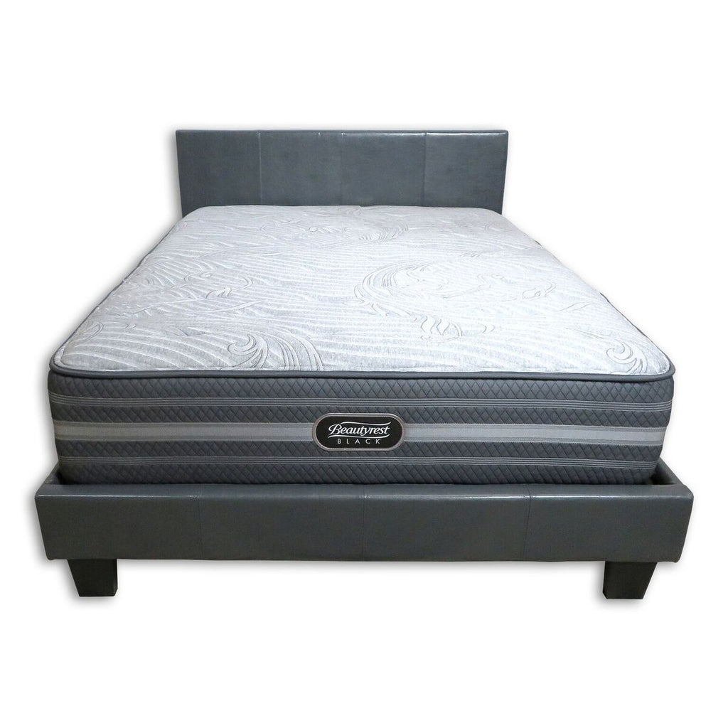 Overstock Simmons Beautyrest Black Hybrid Firm Tolliver Mattress