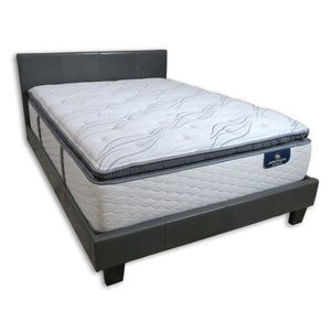 Overstock Serta Perfect Sleeper Ultimate Rawlings Super Pillowtop Queen Mattress