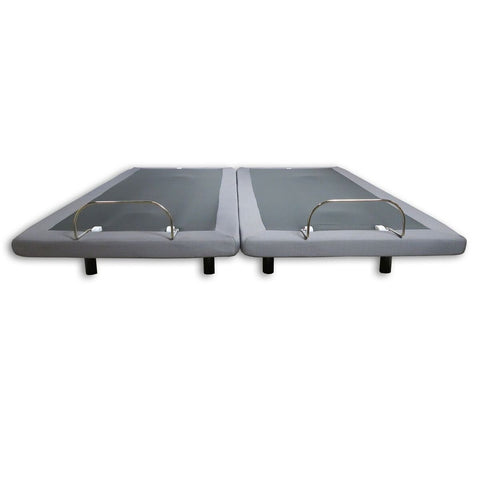 Lifestyle Adjustable Base with Massage, LED Lighting, Zero Gravity - King