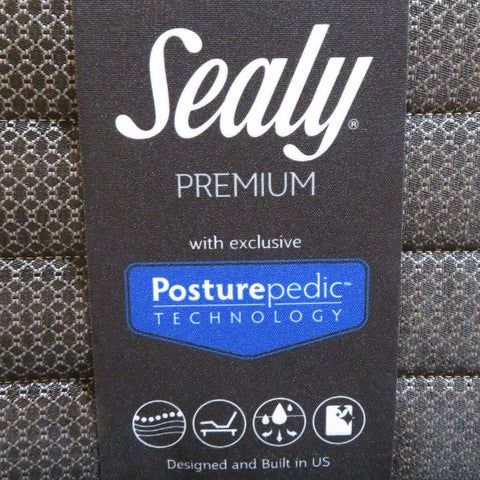 Overstock Sealy Performance West Salem Cushion Firm Tight Top Mattress