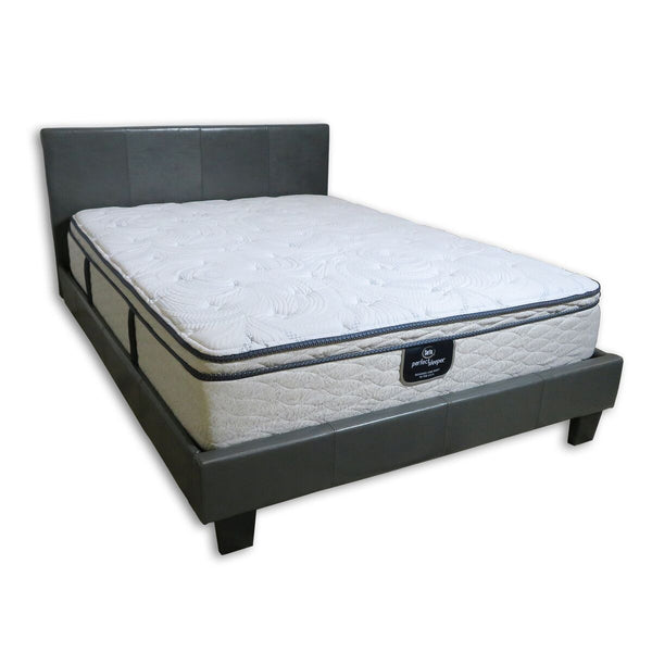 Overstock Serta Perfect Sleeper Glenellen Extra Firm Queen Mattress