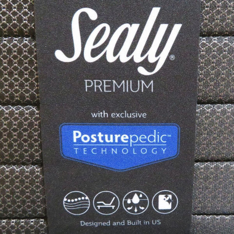 Overstock Sealy Performance Academy Award Plush Pillow Top Queen Mattress