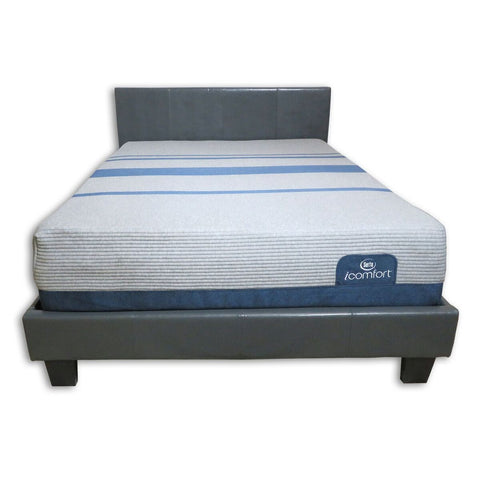Image of Overstock Serta iComfort Blue Max 5000 Elite Luxury Firm Mattress