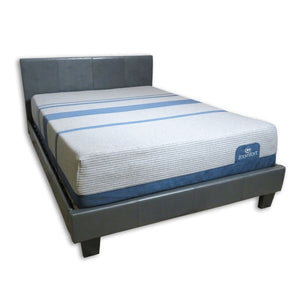 Overstock Serta Blue Max 5000 Elite Luxury Firm Mattress