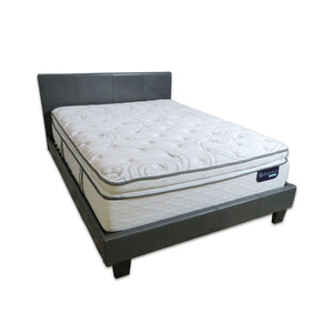 Overstock Serta Observer Hybrid Plush Pillow Top Mattress
