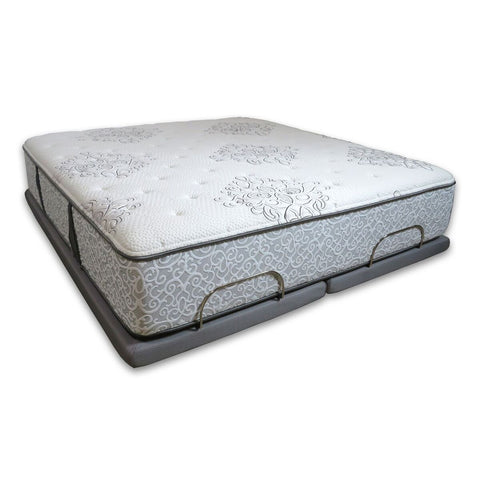 "Overstock Simmons Beautyrest Legend McFarland 15.3"" Firm Mattress"