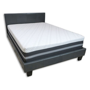 "Overstock Simmons Beautyrest Black Memory Foam with ICE Kelsie 12.5"" Hybrid Luxury Firm Mattress"
