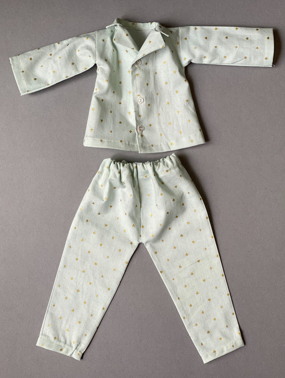 EFI friends 55 cm mint cotton pajama