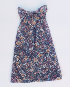 Floral dress for 55 cm fawns