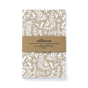 Kraft Nature Notebook