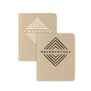 T & O Pocket Notebooks