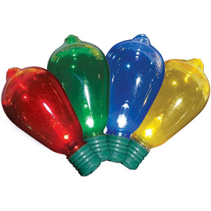 Luces LED Edison Multicolor