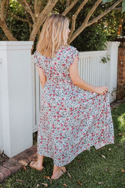 Lily Dress - Spring Floral