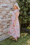 Piper Dress - Blush Floral