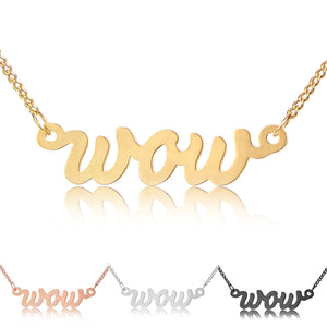 modabile wow kette anhaenger vergoldet color